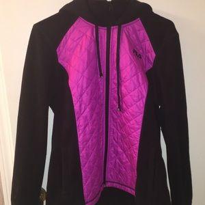Fila Sport Women's Fleece Zip-Up Jacket